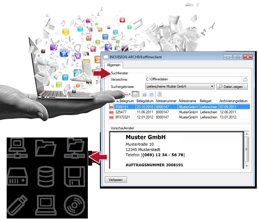 Inoxision Offline-Client
